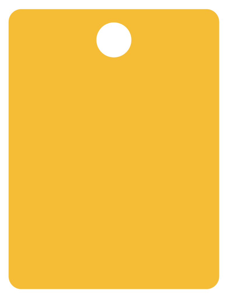 Templates and Guides - Bag Tags